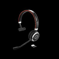 Jabra Evolve 65 UC Bluetooth Mono Headset