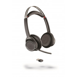Plantronics/Poly B825-M Voyager Focus UC (no desk charge cradle) - Lync & Skype for Business