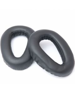 Image of EPOS | Sennheiser HZP 25 Leatherette Ear Pad for DW Office D10 showing the comfortable leather ear pad.