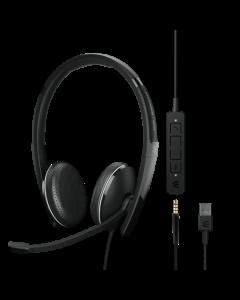 EPOS ADAPT 165 II Corded Headset
