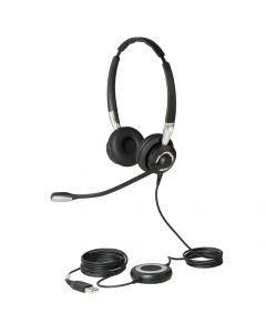 Jabra BIZ 2400 II Duo USBBluetooth NC Corded headset