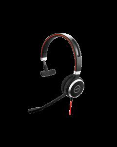 Jabra Evolve 40 MS Mono **USB-C** And Mobile Corded Headset