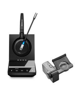 EPOS|Sennheiser IMPACT SDW 5015 Wireless Headset With HSL 10 II Lifter