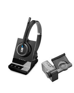 EPOS Sennheiser IMPACT SDW 5065 Duo Wireless Headset With HSL10 II Lifter