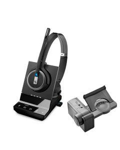 EPOS Sennheiser IMPACT SDW 5066 Duo Wireless Headset With HSL10 II Lifter
