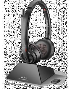 Plantronics/Poly Savi 8220-M UC ANC Wireless Headset