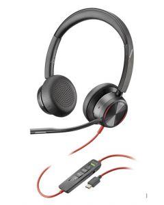 Plantronics/Poly Blackwire 8225-M **USB-C** Corded Headset ANC
