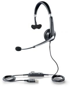 Jabra UC VOICE 550 USB Corded Headset