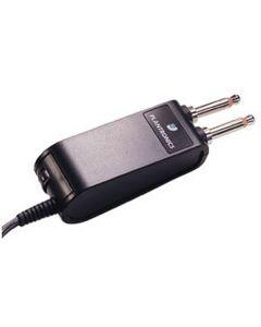 Plantronics/Poly P10 Plug Prong Amp 10' Cable