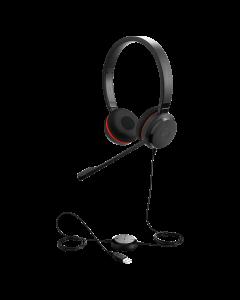 Jabra Evolve 20 UC Stereo SE USB Corded Headset