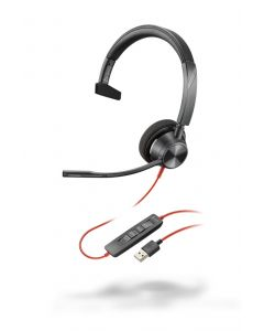 Plantronics/Poly Blackwire 3310-M USB-A Corded Headsets