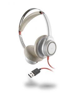 Plantronics/Poly Blackwire 7225 USB Corded Headset ANC - White