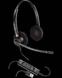 Plantronics/Poly HW525 USB Encore Pro Corded Headset
