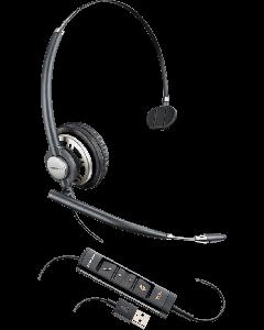 Plantronics/Poly HW715 USB Encore Pro Corded Headset