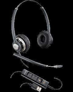 Plantronics/Poly HW725 USB Encore Pro Corded Headset