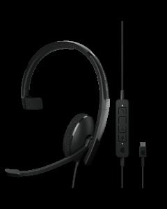 EPOS ADAPT 130 **USB-C** II Corded Headset