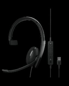 EPOS ADAPT 130 USB II Corded Headset