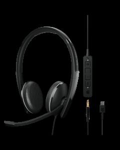 EPOS ADAPT 165T **USB-C** II Corded Headset