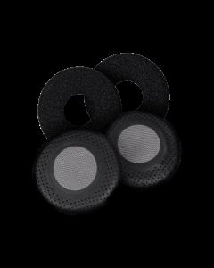 EPOS | Sennheiser HZP 46 BK Leatherette & Foam Ear Pads For SC 40-SC 75 (Pack 2)