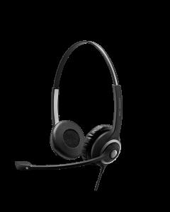 EPOS|Sennheiser IMPACT SC 262 Corded Headset For Mobiles and Some Panasonic Phones