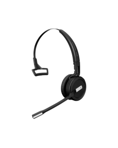Image of EPOS | Sennheiser IMPACT SDW 5011 showing the 3D view of the headset with the EPOS logo on the side.