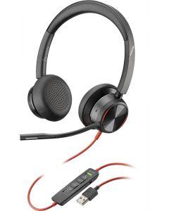 Plantronics/Poly Blackwire 8225-M USB-A Corded Headset ANC