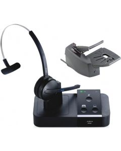 Jabra Pro 9450 Wireless Headset With GN1000 Lifter