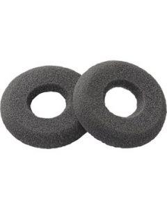 Plantronics/Poly Donut Foam Ear Cushions For C610, C620, HW111N, HW121N (Pack 2)