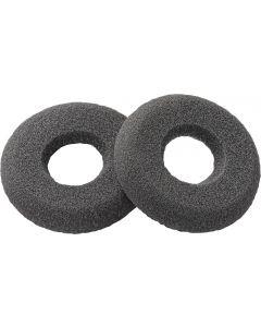 Plantronics/Poly Donut Foam Ear Cushions For HW251(N), HW261(N) (Pack 2)
