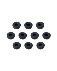 Jabra Leatherette Ear Cushions for Engage Series (10 Pack)