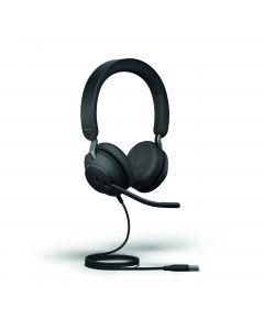 Jabra Evolve2 40 UC Stereo, **USB-C**