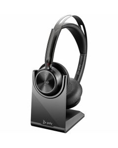 Plantronics/Poly Voyager Focus 2 UC-M with Charge Stand, USB-A