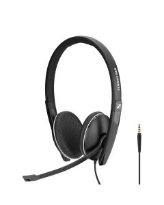 EPOS   Sennheiser SC 165 Stereo Headset 3.5mm Jack WITHOUT Controller