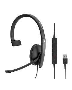 EPOS | Sennheiser SC 130 USB CTRL Corded Headset