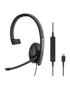 EPOS | Sennheiser SC 130 **USB-C**  CTRL Corded Headset