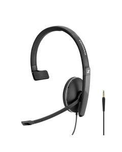 EPOS   Sennheiser SC 135 Mono Headset 3.5mm Jack WITHOUT Controller