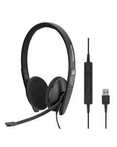 EPOS | Sennheiser SC 160 USB CTRL Corded Headset