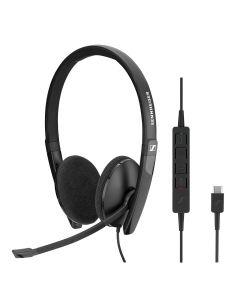 EPOS | Sennheiser SC 160 **USB-C**  CTRL Corded Headset