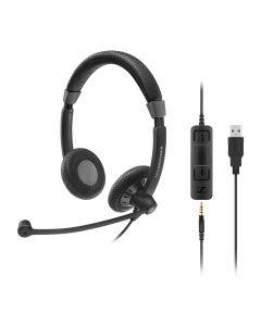 EPOS | Sennheiser SC 75 USB MS Corded Headset