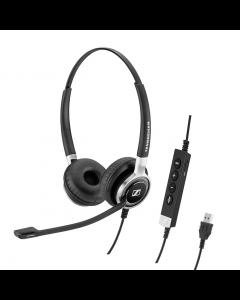 EPOS|Sennheiser IMPACT SC 660 USB ANC Corded Headset