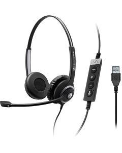 EPOS|Sennheiser IMPACT SC 260 USB MS II Corded Headset