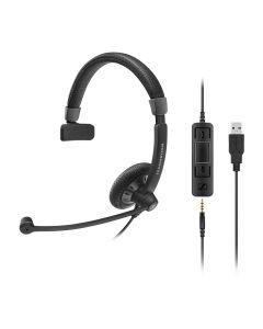 EPOS | Sennheiser SC 45 USB CRTL Corded Headset