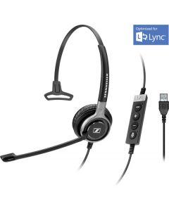 EPOS|Sennheiser IMPACT SC 630 USB ML Corded Headset