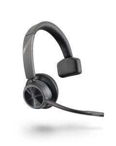 Plantronics/Poly Voyager 4310-M UC Bluetooth Headset V4310 USB-A