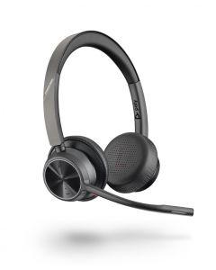 Plantronics/Poly Voyager 4320 UC Bluetooth Headset V4310 USB-A