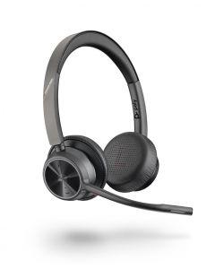Plantronics/Poly Voyager 4320-M UC Bluetooth Headset V4320 USB-A