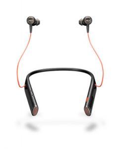 Plantronics/Poly Voyager 6200 **USB-C** ANC Bluetooth Headset