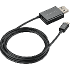 Plantronics/Poly Charging cable for Voyager 5200, Edge, Focus, Calisto