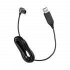 Image of EPOS | Sennheiser CH20 MB Headset USB Charger (cable only) showing both ends of the cable.