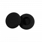 Image of EPOS | Sennheiser HZP 21 Acoustic Foam Ear Pads For SH230, 250, 310-340, CC510, 513, 520, 530 (Pack 2) showing the comfortable ear pads.